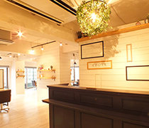 hair salon ROOTS 松戸店